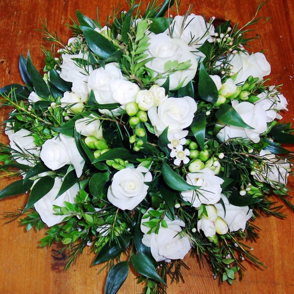 Funeral posy the princess brambles floristry funeral posy the princess izmirmasajfo
