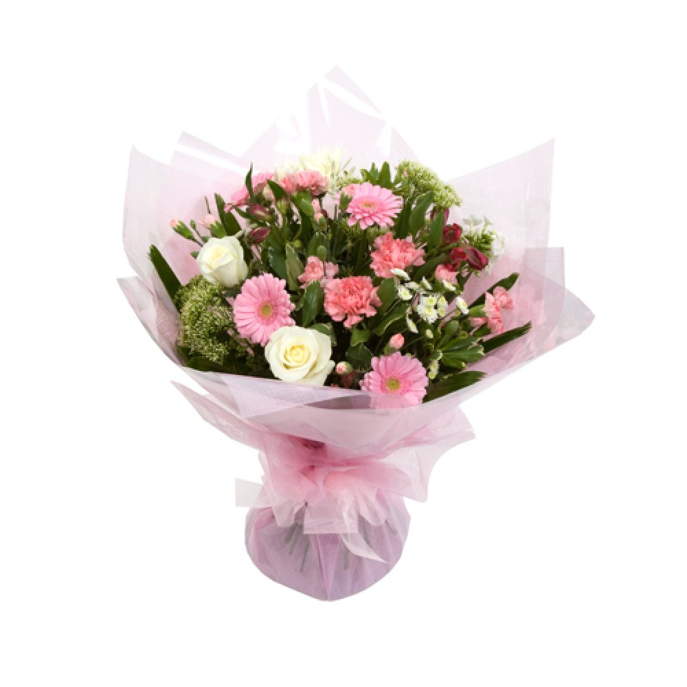 Pretty in pink brambles floristry pretty in pink dhlflorist Images