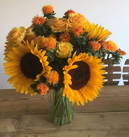 Bring Me Sunshine Eco Bouquet