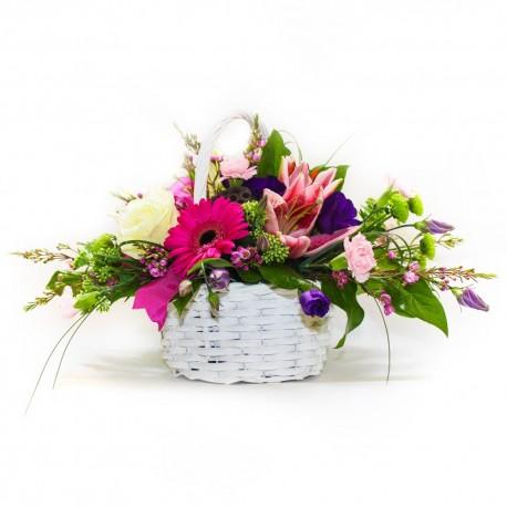 Scented garden Basket
